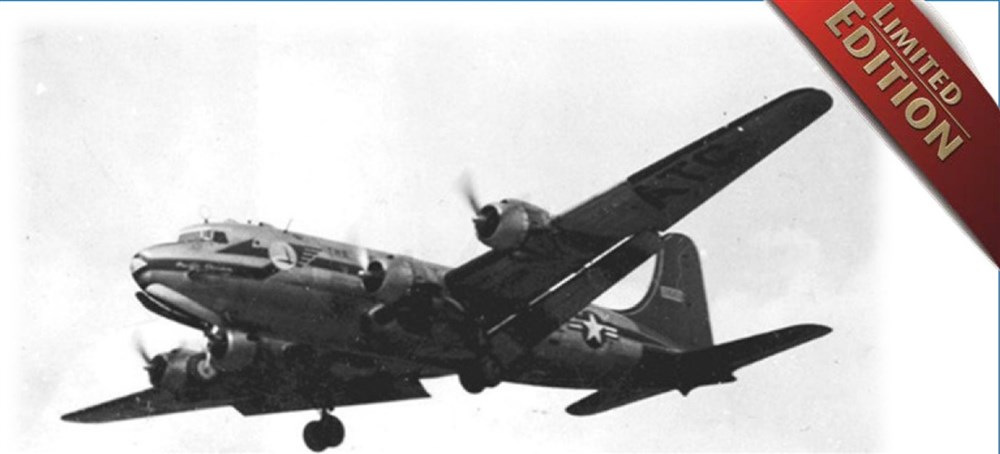 ドイツレベル1/72 C-54D ベルリン エアリフト 70thアニバーサリー スケールプラモデル 03910
