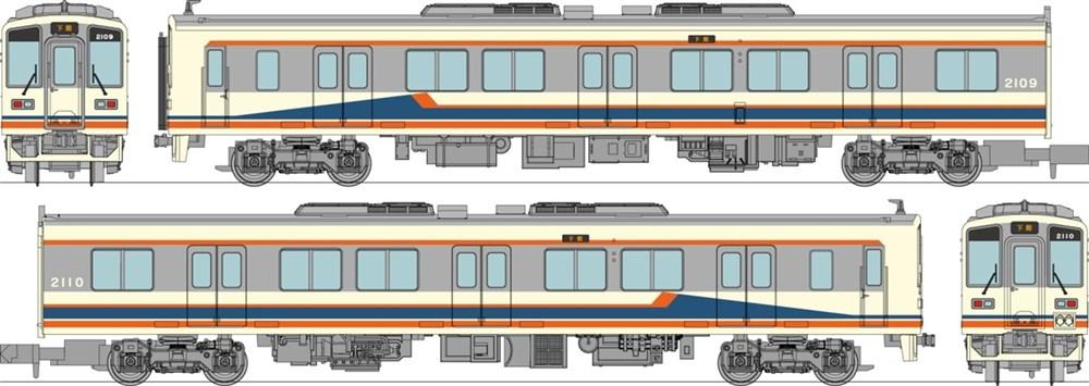 買収 土日出荷可能 流行のアイテム 鉄道模型 トミーテック 鉄道コレクション 290230 キハ2100形3次車 2両セット 関東鉄道
