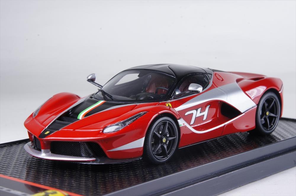 BBR/京商1/43 フェラーリ ラフェラーリ スペシャルエディション レッド 完成品ミニカー BBRC13774
