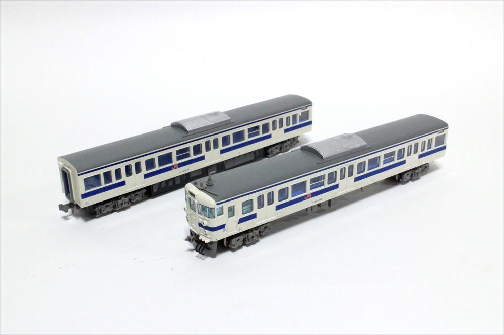 マイクロエースNゲージ 415系・九州色・更新車・クーラー交換車 4両 鉄道模型 A6253