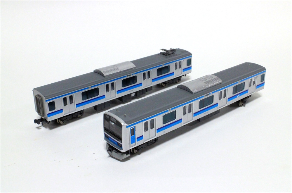 マイクロエースNゲージ E231系-800・地下鉄乗入れ仕様 基本6両 鉄道模型 A8462