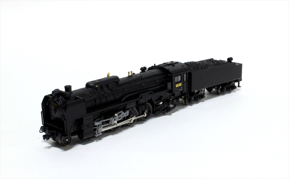 マイクロエースNゲージ D52-235・函館本線 鉄道模型 A6407