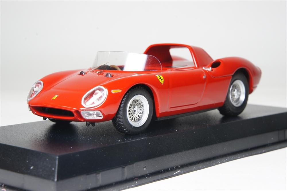 ベストモデル1/43 フェラーリ 250 LM スパイダー プローバ 1965 完成品ミニカー BEST9699