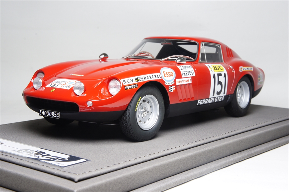 BBR1/18 フェラーリ275 GTB No.151