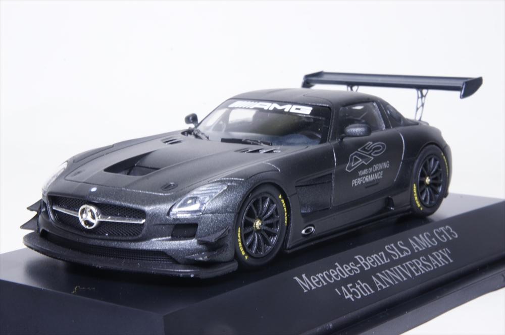 ディーラー別注1/43 メルセデスベンツ SLS AMG GT3 45 Jahre AMG 完成品ミニカー B66960555