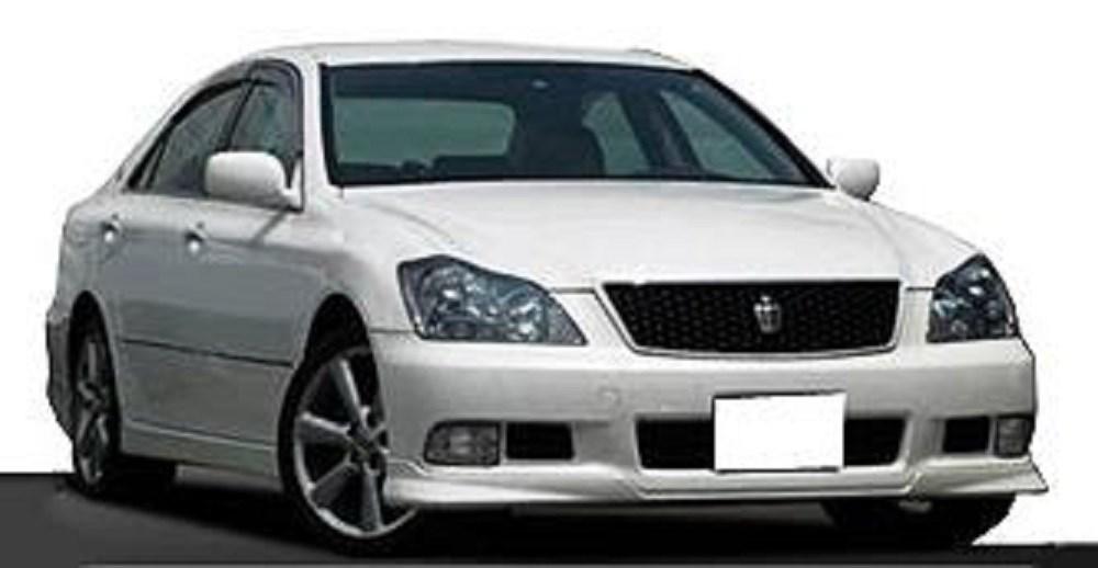 イグニッションモデル1/18 トヨタ クラウン (GRS180) 3.5 アスリート ホワイトパールクリスタルシャイン 完成品ミニカー IG1494