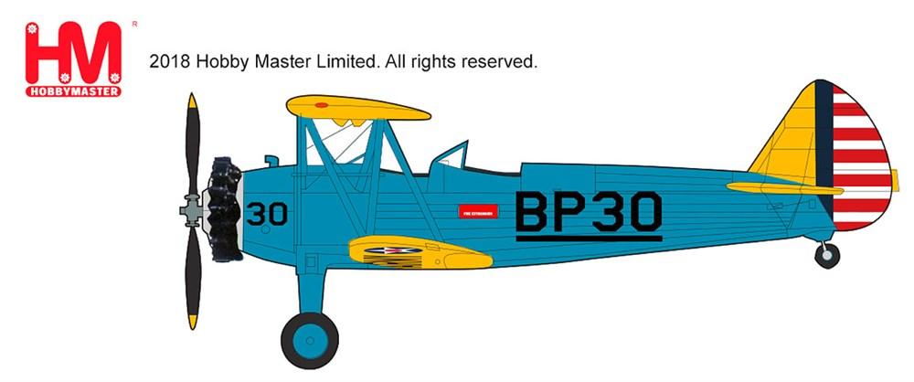 ホビーマスター1/48 ステアマン PT-17