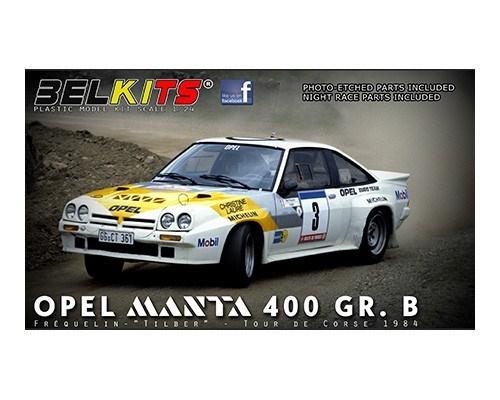 土日出荷可能 スケールプラモデル スカイネット 1 24 オペル マンタ 評価 400 GR. G.フレクラン ツール 1984 コルス ベルキットシリーズ 半額 No.3 B ド No.008