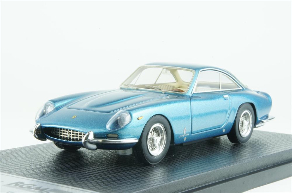BBR1/43 フェラーリ 250 GT ルッソ ロングノーズ S/N 4335 1964 メタリックグリーン 完成品ミニカー RGM15-8