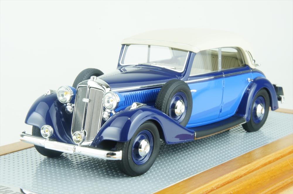 BL トップアップ IL43117 ホルヒ 830 カブリオレ イラリオ1/43 完成品ミニカー 1936