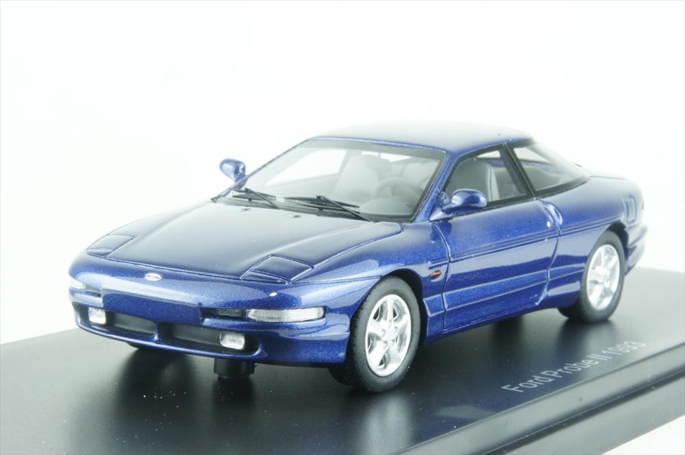 ネオ1/43 フォード プローブ II 1993 メタリックブルー 完成品ミニカー NEO47120