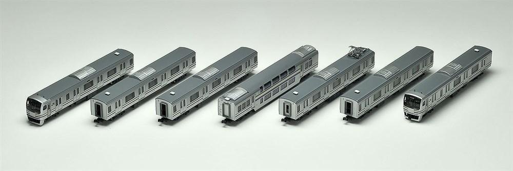 トミックス Nゲージ JR E217系近郊電車(4次車・旧塗装)基本セットA 鉄道模型 98633