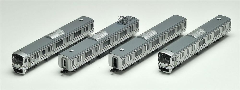 トミックスNゲージ JR E217系近郊電車(4次車・旧塗装)基本セットB 鉄道模型 98634