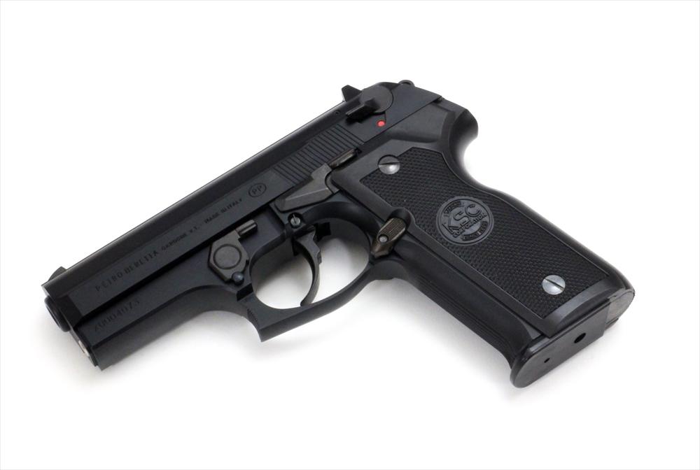 KSC ガスガン ベレッタ M8000 クーガーF システム7 ブラックABS 4544416012166