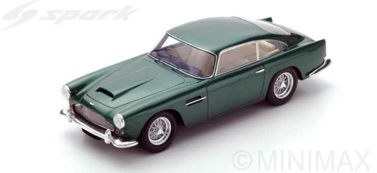 【予約】 スパーク1/18 アストンマーチン DB4 シリーズ II 1960 完成品ミニカー 18S132