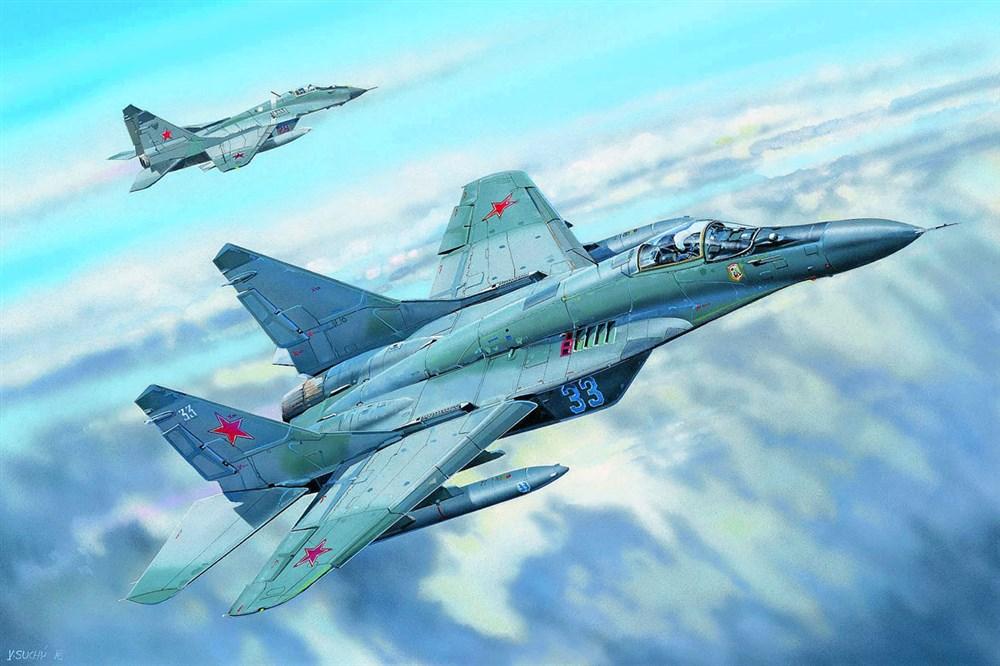 【20%OFF】トランペッター1/32 MiG-29C ファルクラムC型 スケールプラモデル 03224