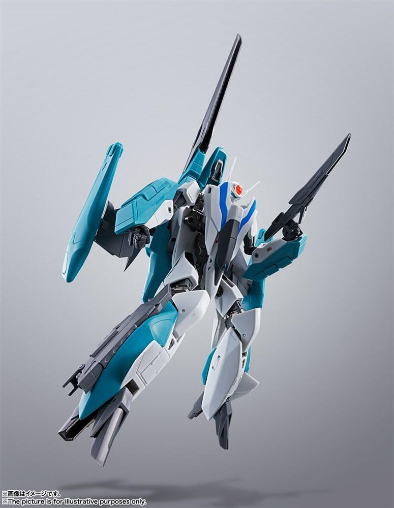 【予約】 バンダイHI-METAL R VF-2SS バルキリーII+SAP(ネックス・ギルバート機) 「超時空要塞マクロス」より フィギュア 4573102551191