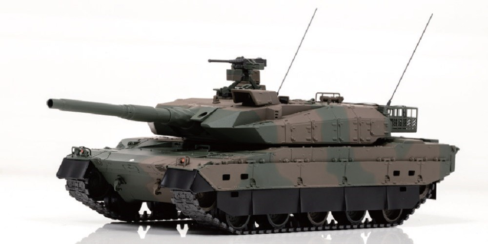 アイランズ 1/43 陸上自衛隊 10式戦車 完成品 艦船・飛行機 IS430003