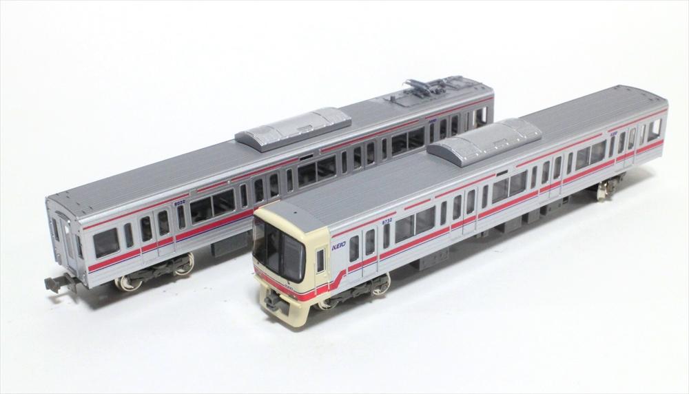 グリーンマックスNゲージ 京王8000系(8032編成・ドア交換後)8両 M車 鉄道模型 30727