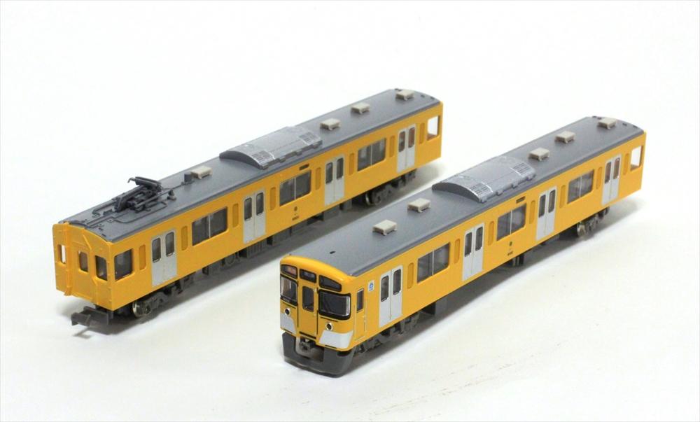 グリーンマックスNゲージ 西武9000系 (9102編成・ヘッドマーク無し) 基本4両編成セット(動力付き) 鉄道模型 30751