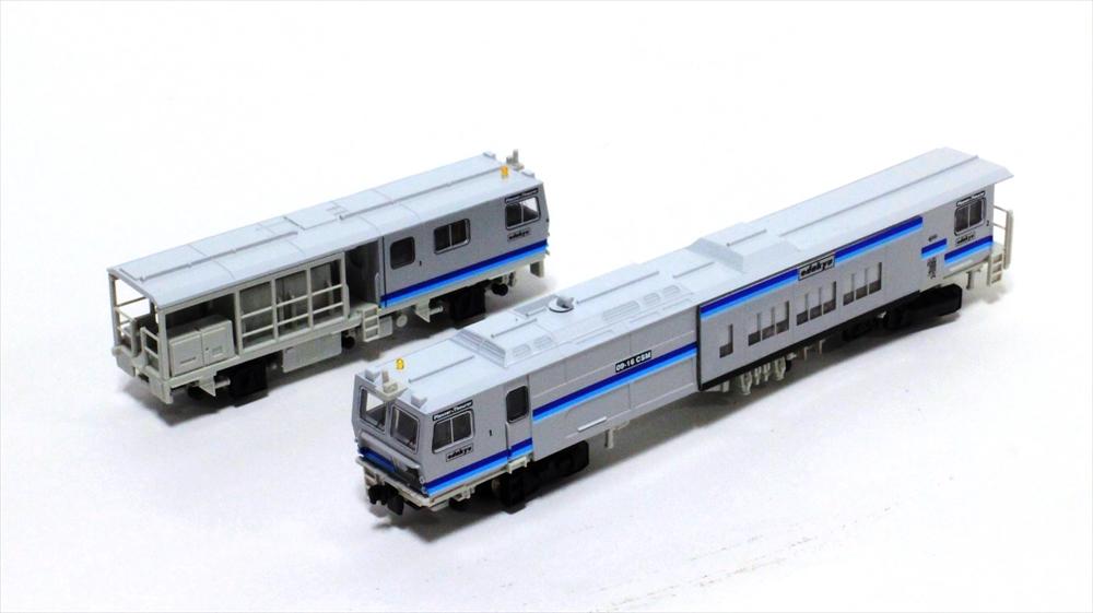 グリーンマックス Nゲージ完成品 マルチプルタイタンパー 小田急タイプ(動力付き) 鉄道模型パーツ 4714