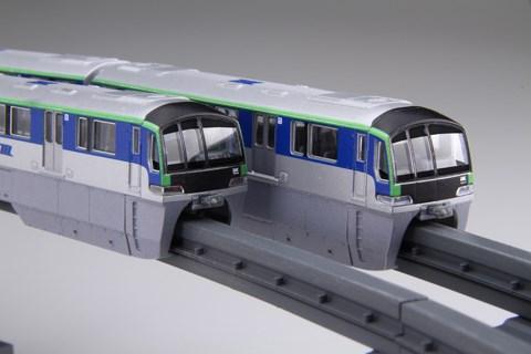 フジミ1/150 STR14 東京モノレール10000形6両編成 ディスプレイモデル(彩色済み) スケールプラモデル STR-14