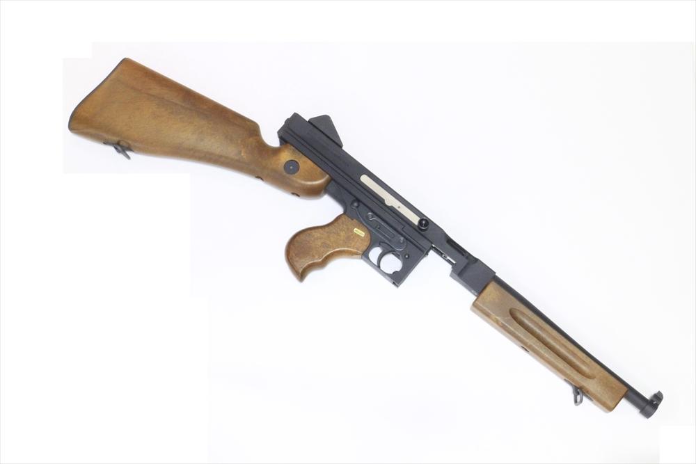 サイバーガントンプソン M1A1 ブラック トイガン 6517080005565