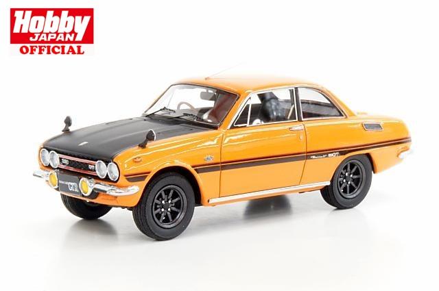 1/43 MARK43 (PM4314SP) いすゞ ベレット GT タイプR (PR91W) スポーツホイール メープルオレンジ 送料無料
