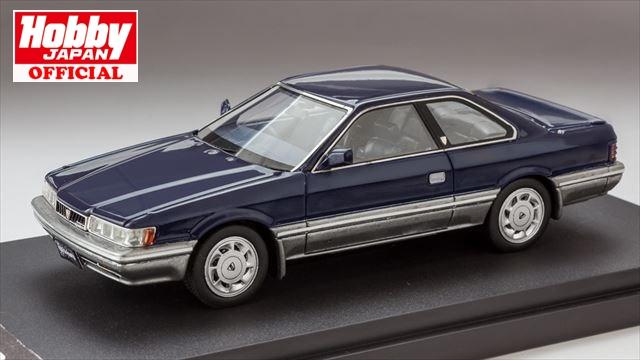 1/43 MARK43 (PM4338BS) ニッサン レパード アルティマ 1986 (F31) ダークブルー2トーン 送料無料