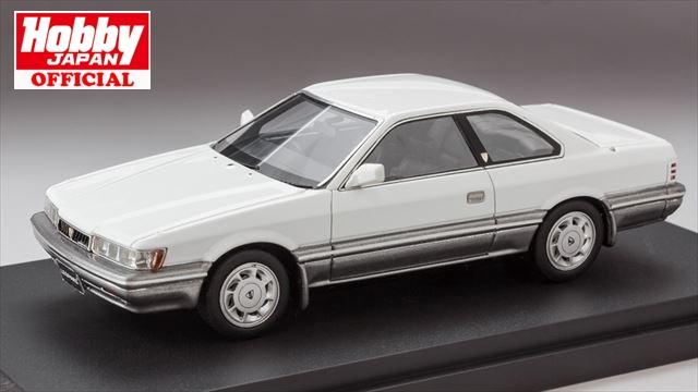 1/43 MARK43 (PM4338WS) ニッサン レパード アルティマ 1986 (F31) ホワイト2トーン 送料無料