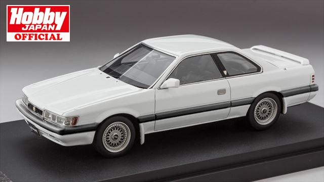 1/43 MARK43 (PM4338SW) ニッサン レパード アルティマ 1986 (F31) スポーツホイール クリスタルホワイト 送料無料
