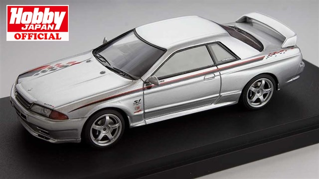 1/43 MARK43 (PM4326S) ニッサン スカイライン GT-R (R32 ニスモ S-Tune) シルバー 送料無料