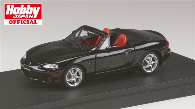 1/43 MARK43 (PM4325BBK) マツダ ロードスター (NB8C) RS (2000) ブリリアントブラック 送料無料