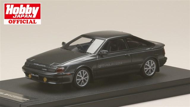 MARK43 (PM4337AGM) 1/43 トヨタセリカ GT-Four (ST165) 1986 ミディアムグレーメタリック 送料無料