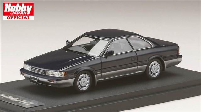 MARK43 1/43 ニッサン レパード アルティマ V30ツインカムターボ (1988) ダークブルーツートン 完成品PM4373BL 送料無料