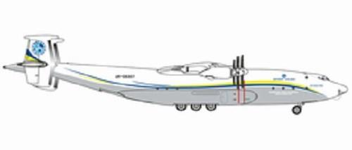 ヘルパウイングス 1/500 AN-22 アントノフ航空 アンテーイ UR-09307 完成品 艦船・飛行機 HE532648