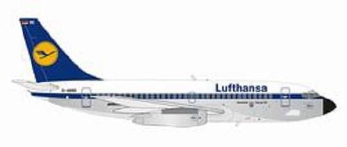ヘルパウイングス 1/200 737-200 ルフトハンザ航空 D-ABBE