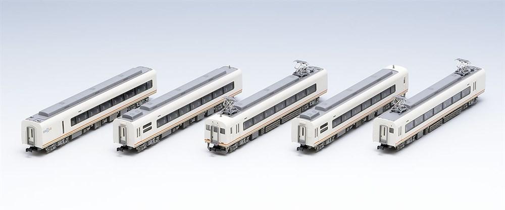 トミックスNゲージ 近畿日本鉄道21000系アーバンライナーplus増結セット 鉄道模型 98292