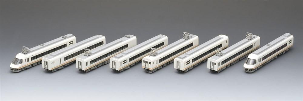 トミックスNゲージ 限定品 近畿日本鉄道21000系アーバンライナーplusセット 鉄道模型 98988