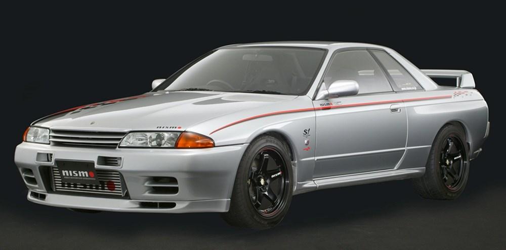フジミ 1/12 スカイラインGT-R '89 ニスモ Sチューン(BNR32) スケールプラモデル AXESシリーズ No.2