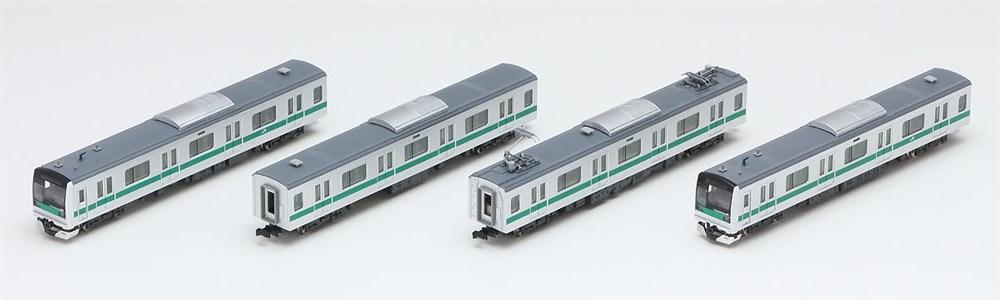 トミックスNゲージ JR E233-2000系通勤電車4両基本セット 鉄道模型 92571