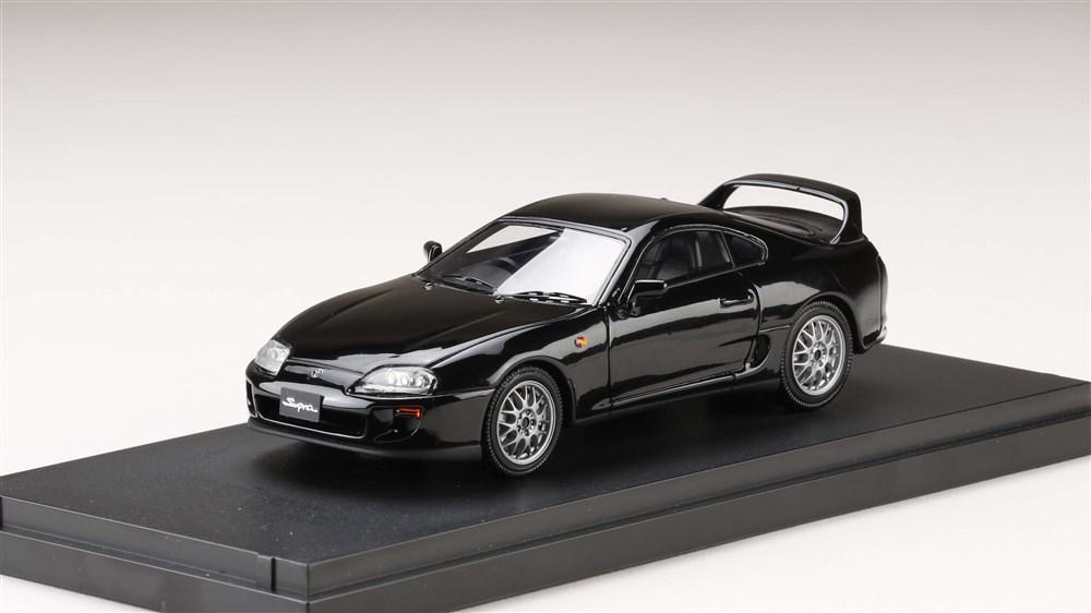 MARK43 1/43 トヨタスープラ(A80) 1993 カスタムバージョン ブラック 完成品ミニカー PM4307ASK