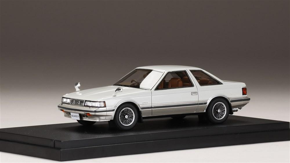 【予約】 MARK43 1/43 トヨタ ソアラ 2800GT-Limited リミテッドクォーツトーニング 完成品ミニカー PM4395LW