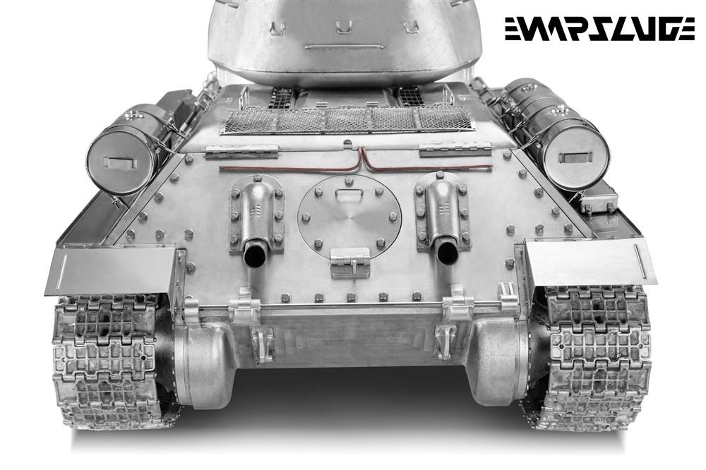 【予約】WARSLUGオール金属製可動ハイエンドレプリカ戦車1/6T-34/85(ソ連軍)完成品艦船・飛行機warslug34