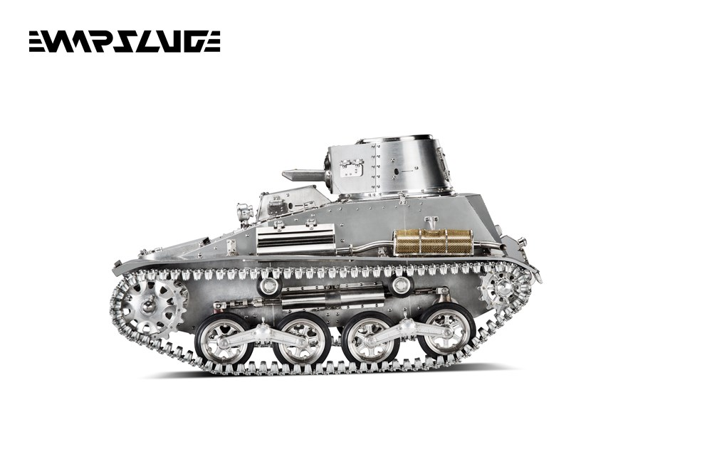 【予約】WARSLUGオール金属製可動ハイエンドレプリカ戦車1/6九四式軽装甲車(大日本帝国陸軍)完成品艦船・飛行機warslug_94