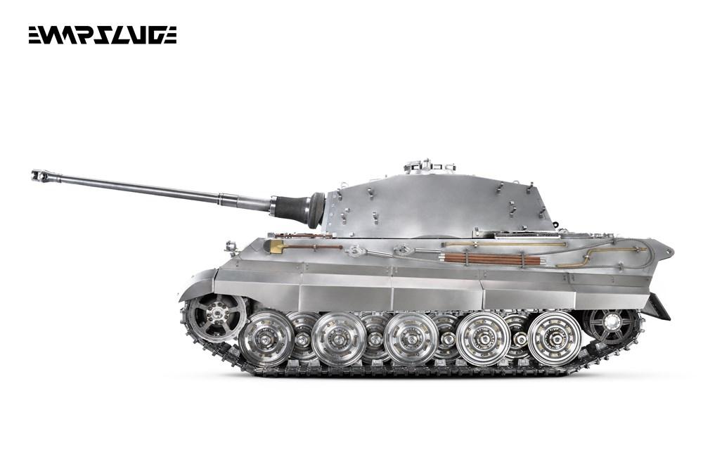 【予約】WARSLUGオール金属製可動ハイエンドレプリカ戦車1/6キングタイガーヘンシェル砲塔型(ドイツ軍)完成品艦船・飛行機warslugkt