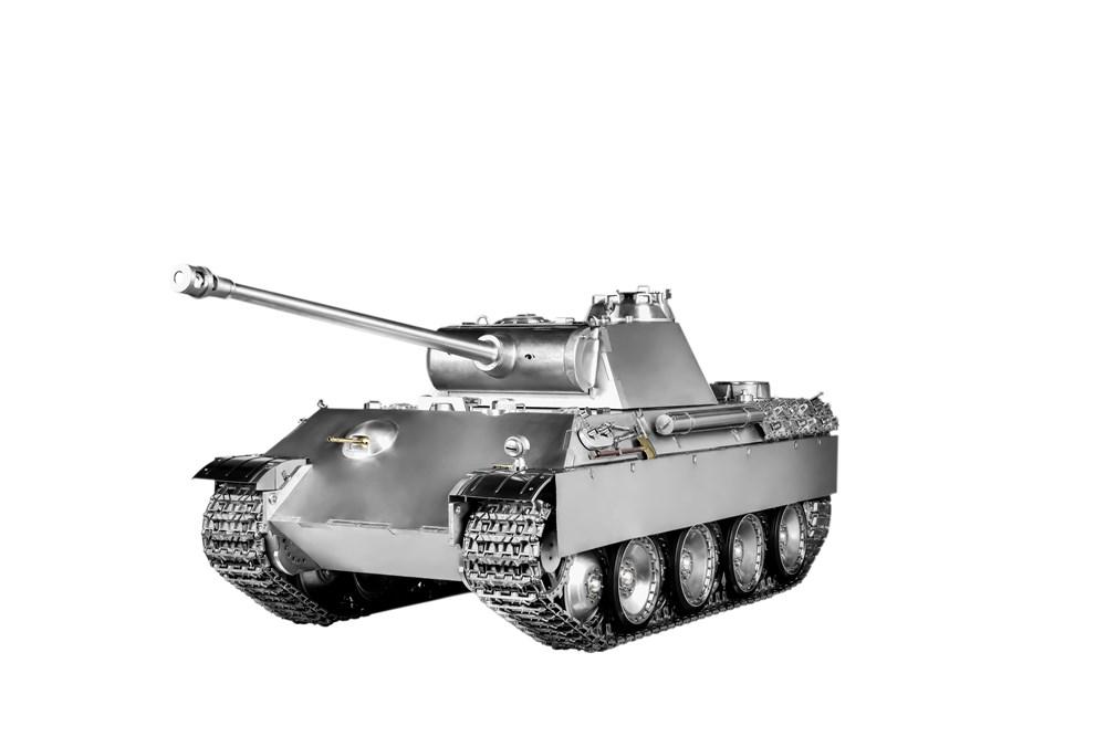【予約・完全受注発注】 WARSLUG オール金属製可動ハイエンドレプリカ戦車 1/6 パンターG型 (ドイツ軍) 完成品
