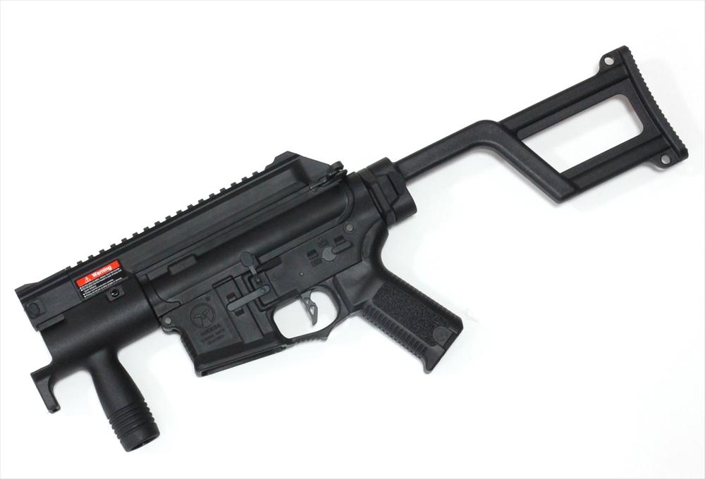 アメーバ電動ガン M4-CCC AEG トイガン AR-044-BK