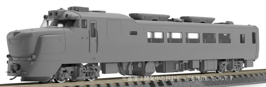 トミックスNゲージ キハ81・82系特急ディーゼルカー(くろしお)基本セット(4両) 鉄道模型 98311