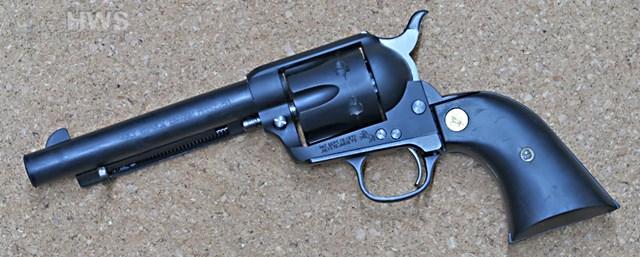 ハートフォード SAA.45 ラバー・アーティラリー モデルガン 4580332133776